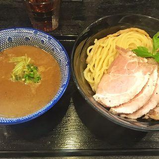 特製濃厚つけ麺(麺屋 中川會 住吉店)