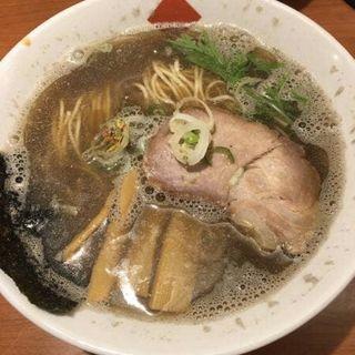 濃厚煮干ラーメン(ちよがみ )