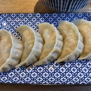 肉汁餃子(餃子と唐揚げの酒場 難波のしんちゃん)