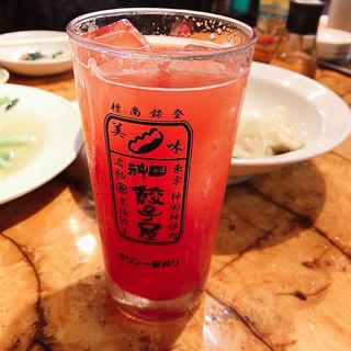 トマトサワー(神田餃子屋 本店 (カンダギョウザヤ))