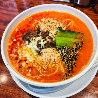 坦々麺(SHIBIRE-NOODLES 蝋燭屋)