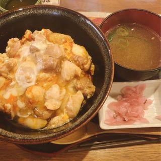 親子丼(中村農場)