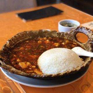 マーボー丼(中華料理 李香)