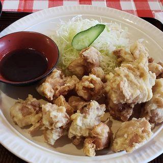 唐揚げ定食(レストラン金鯱 天白店 )