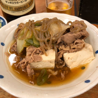肉豆腐(銀座屋  )
