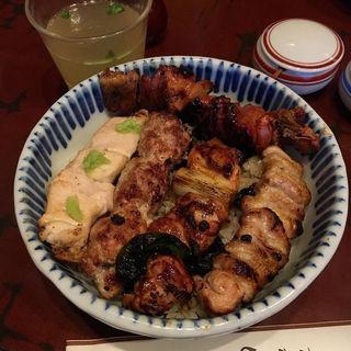 5本丼(伊勢廣 京橋本店 (いせひろ))