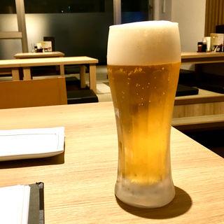 生ビール(和風ダイニング かっぱ)