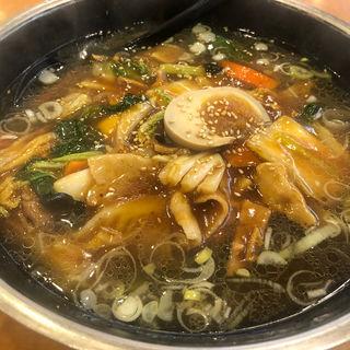 五目麺(味の店 錦 緑が丘店 )