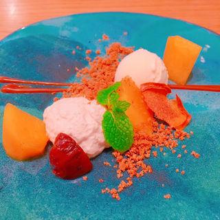 デザートセット(びすとろD)