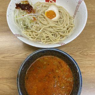 期間限定 ぴりからエビつけ麺(らーめん 弥七 (らーめん やしち))