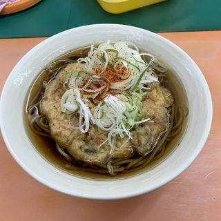 かき揚げ蕎麦(品川23号そば店 (【旧店名】常盤軒))