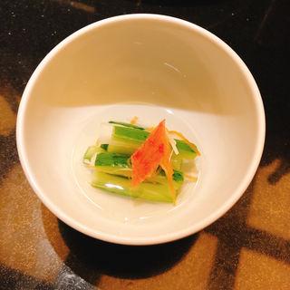 白キムチ(うしごろ 貫 恵比寿本店 )