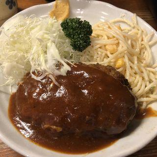 ハンバーグライス(浮舟 (うきふね))