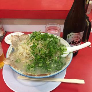 特製大盛ラーメン(ラーメン福笠寺店 )
