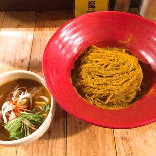 スパイスカレー味噌つけ麺(創作らーめん style林 (ソウサクラーメン スタイルハヤシ))