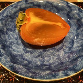 代白柿(高台寺和久傳 (こうだいじわくでん))