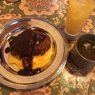 トルコライス(Cafe Tokiona)
