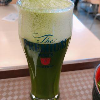 抹茶ビール(茶乃逢 二条城店 (さのあ))