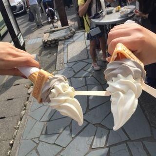 豆腐ソフトクリーム