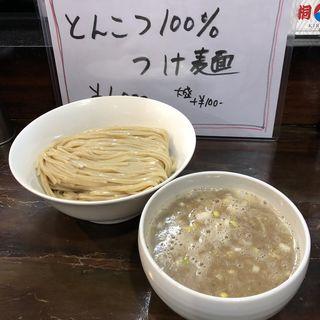 とんこつ100%つけ麺(桐麺 )