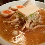 札幌味噌バター味玉らーめん(麺八 )