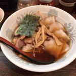 チャーシュー麺(掃部介 (かもんのすけ))