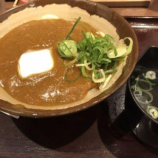 カレーうどん(香川一福 )