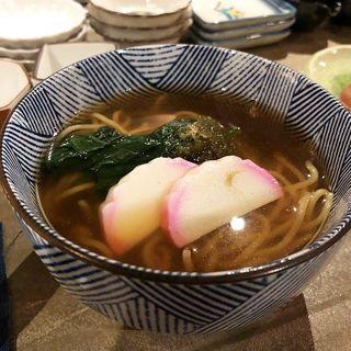 中華そば(kelp)
