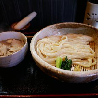 肉汁うどん(日炉勢 )