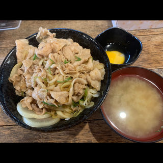 すた丼(名物すた丼の店 国立東店 (メイブツ スタドンノミセ))