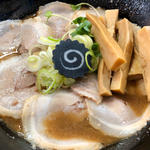さかなとんこつラーメン(ぶたのほし (TONKOTSU BABY))