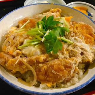 かつ丼(貴膳 )