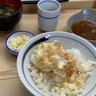 玉子定食(天すけ (てんすけ))