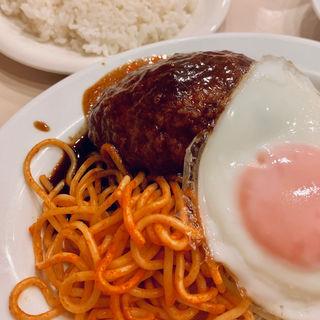 ハンバーグ(洋食 おなじみ )