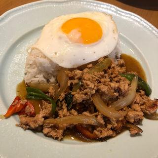 鶏肉のガパオ炒めご飯(アジアンビストロ Dai 日吉店 (アジアンビストロダイ))