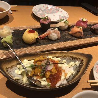 てまり寿司(七色てまりうた (なないろてまりうた))