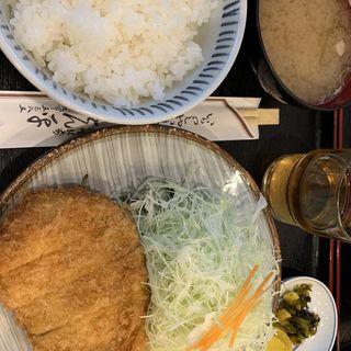 豚カツ(とん平 (とんぺい))