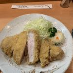 ロースカツ定食(とん八亭 (とんぱちてい))