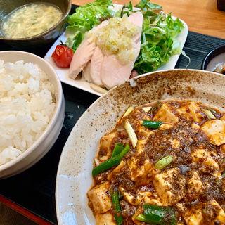 四川麻婆豆腐(中国菜シンペイ (中国菜SHIN-PEI))