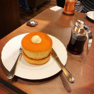 窯焼きスフレパンケーキ(ダブル)