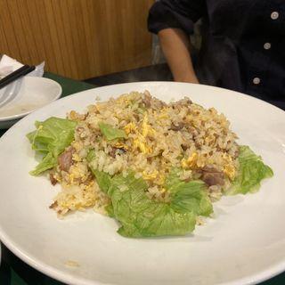 叉焼生菜炒飯(百香亭 野田店 )