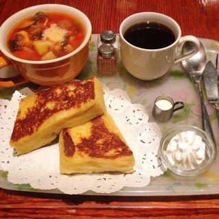 フレンチトーストセット(アリヤ)