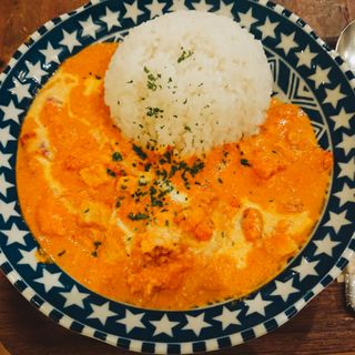 バターチキンカレー(ニムカフェ (Nim.cafe))