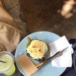 秋のチーズトースト(VIKING BAKERY F)
