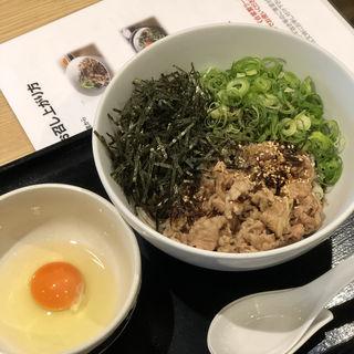 特製肉そばA(肉そば ごん )