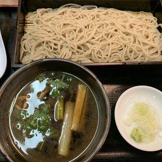 鴨せいろ蕎麦(まる竹 竹橋店 (【旧店名】 長寿庵))