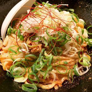 汁なし担々麺( うさぎ )