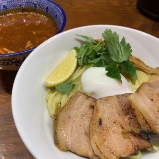 激辛濃厚カレーつけ麺(百日紅 (さるすべり))