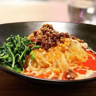 汁なしタンタン麺(四川担担麺1841)