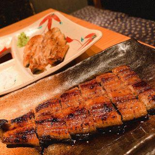 蒲焼&白焼(分家うなぎの隆美 (ぶんけうなぎのたかみ))